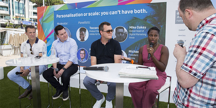 Cannes Lions 2018 – Personalisation or Scale?