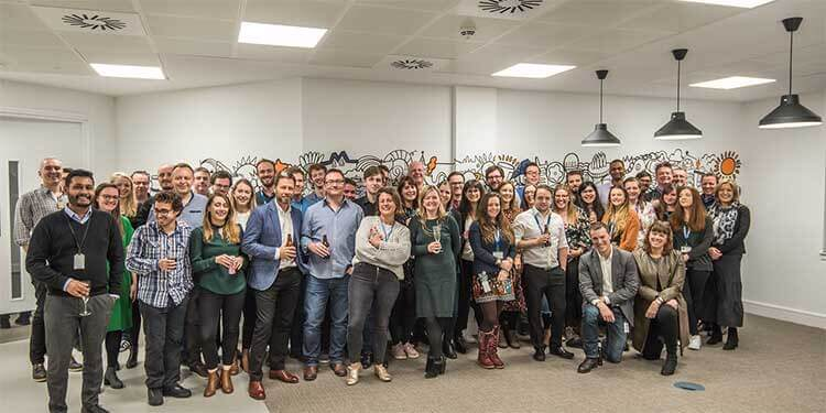 Its talent, investment in tech and links to major cities make Edinburgh the perfect location for Merkle to help brands progress on their people-based marketing journey