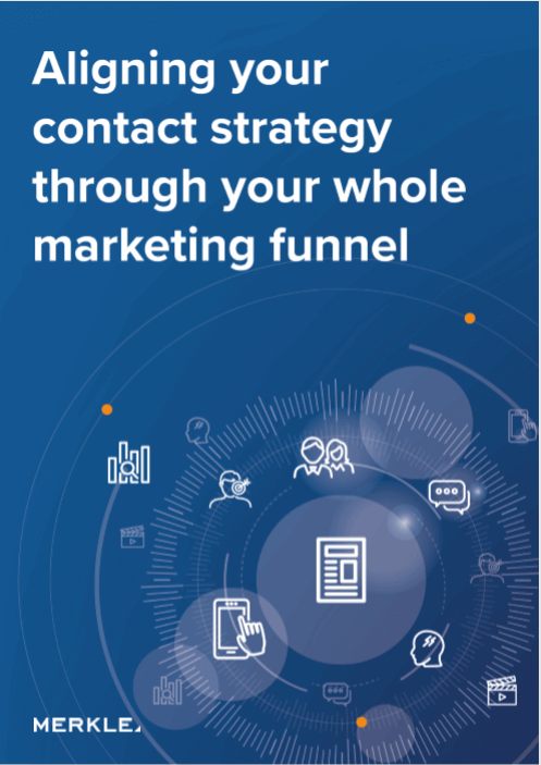 Aligning your contact strategy through your marketing funnel
