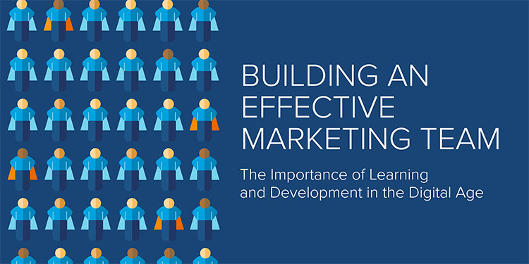 Building an effective marketing team
