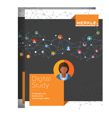 Digital Study: Challenges and Solutions for Incentivized Offers