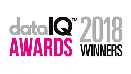 Data IQ Awards 2018 Winners Logo