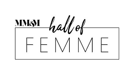 MM&M Hall of Femme 2019