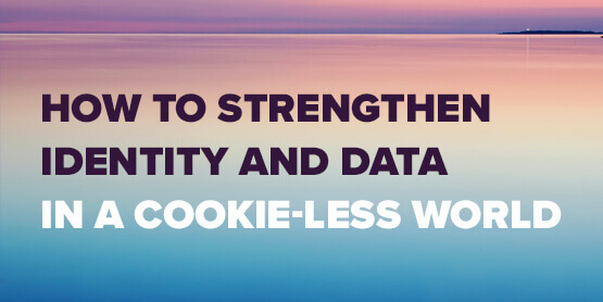 How to Strengthen Identity and Data in a Cookie-less World