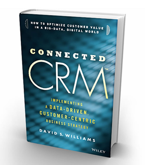 Connected CRM Book by David Williams