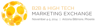 B2B & High Tech Marketing Exchange