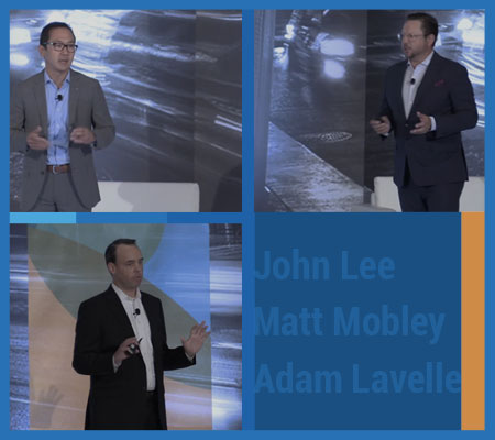 Performance Marketing Expert Series, featuring John Lee, Matt Mobley, and Adam Lavelle