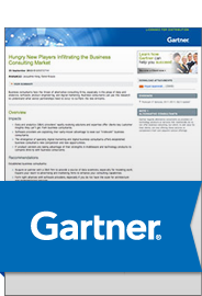 Read the Gartner Study