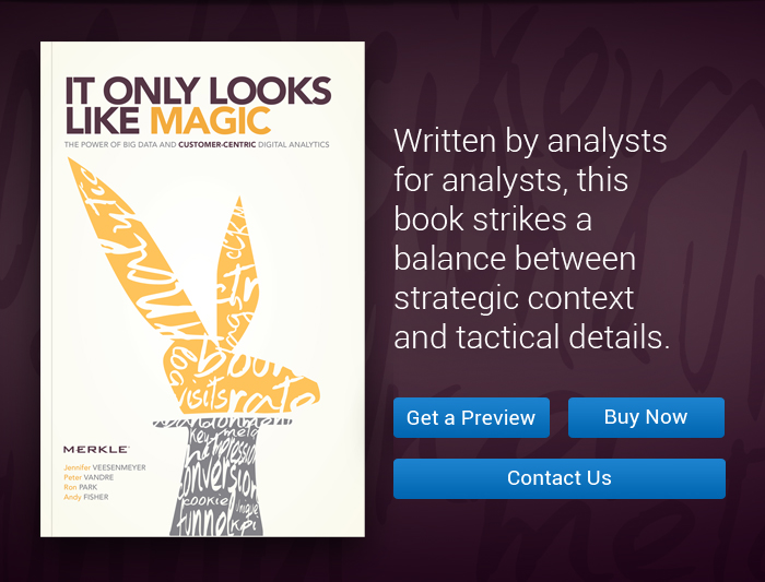 Book Image. Written by analysts for analysts.